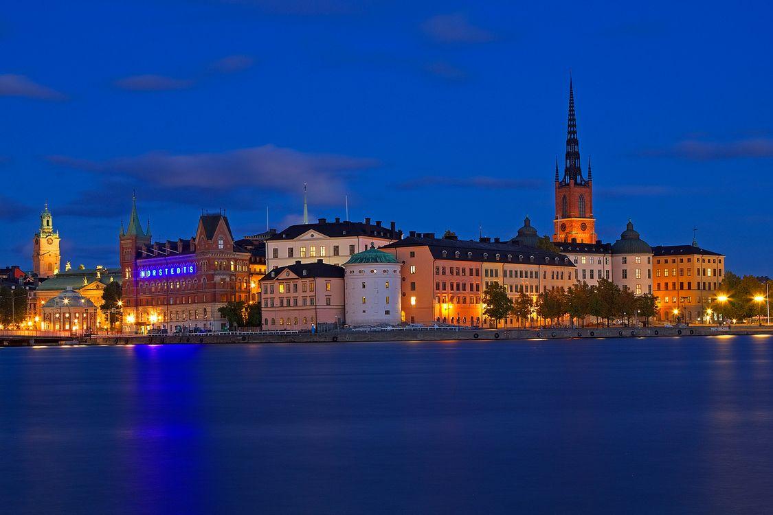 Free photo Gamla Stan, Stockholm, Sweden - to desktop