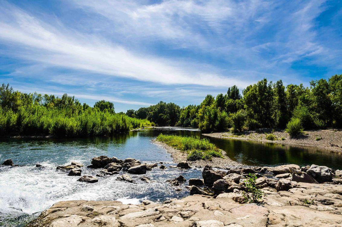 Фото свободно водное пространство природный ландшафт - бесплатные картинки на Fonwall