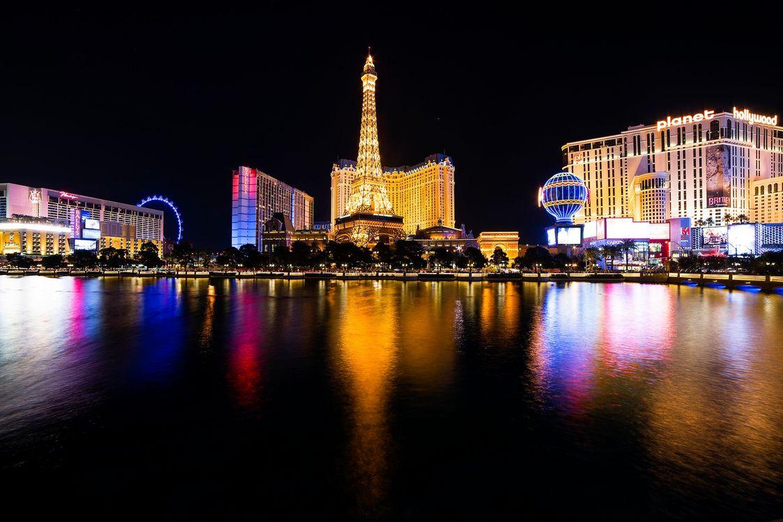 Это Лас-Вегас детка · бесплатное фото