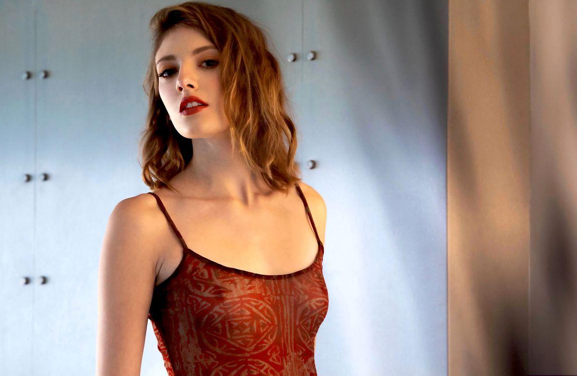 Фото бесплатно Лена Андерсон, модель, красивая - на рабочий стол
