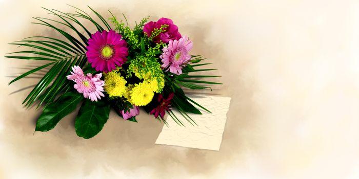 Фото бесплатно цветы, Красивый букет, цветочный
