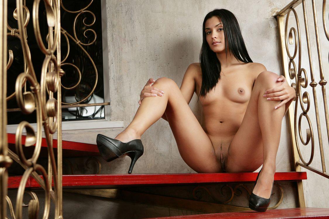 Фото бесплатно миниатюрная, сексуальная девушка, Анастасия - на рабочий стол