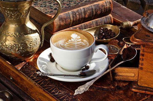 Капучино и книги