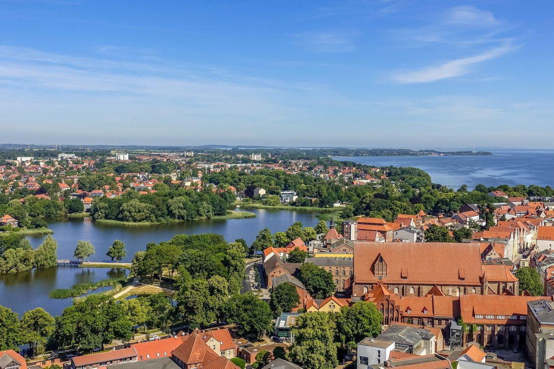 Фото бесплатно Stralsund, Штральзунд, Германия - на рабочий стол