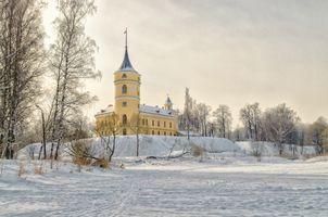 Замок Бип в Павловске 7