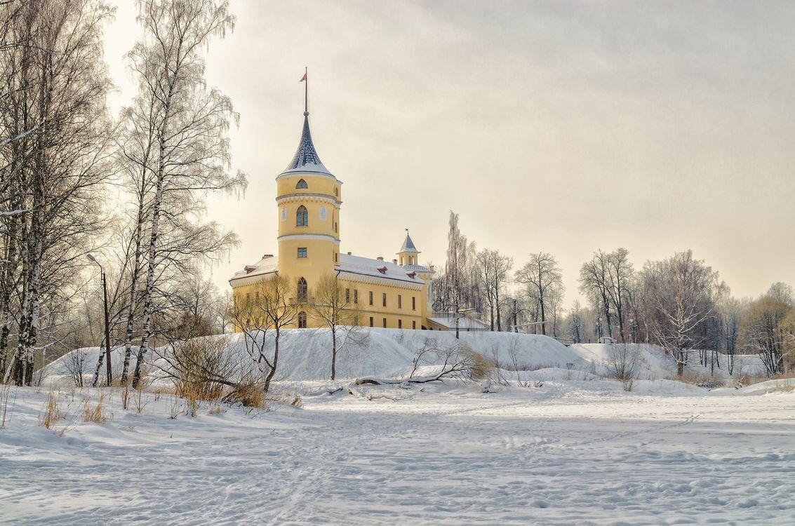 Замок Бип в Павловске 7 · бесплатное фото