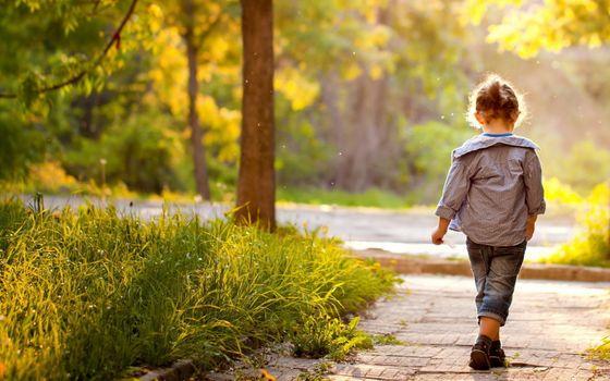 Фото бесплатно дети, милые, пути