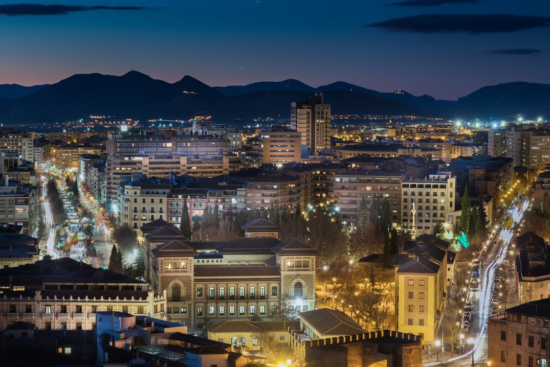 Фото бесплатно Granada, Гранада, Испания - на рабочий стол