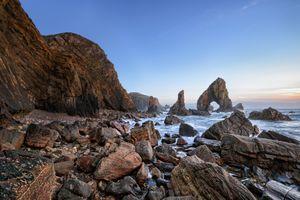 Фото бесплатно Крохи Морской арки, Крохи, Дунгло