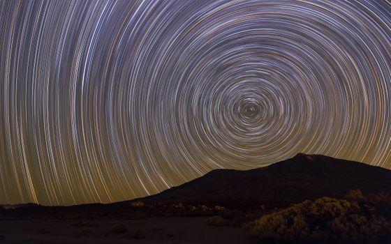 Заставки звезды, круги, астрономии