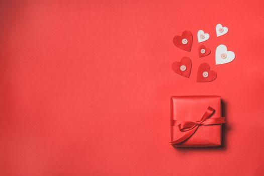 Заставки сердечки, праздник, подарок