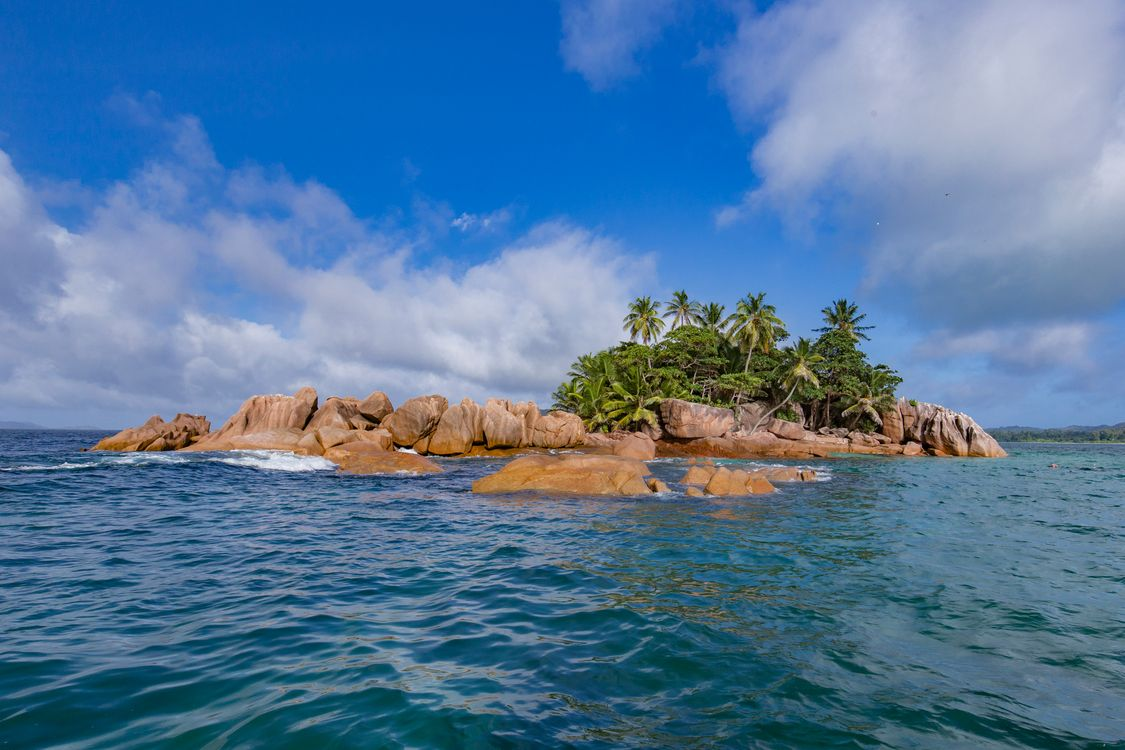 Обои Seychellen, Остров Праслин, Сейшелы картинки на телефон