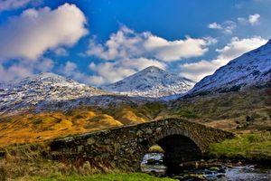 Бесплатные фото Arrochar,Cairndow,Scotland,United Kingdom