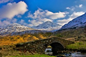 Фото бесплатно Arrochar, Cairndow, Scotland, United Kingdom