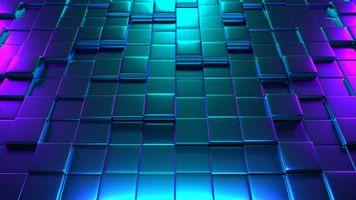Фото бесплатно цвет, квадрат, яркий