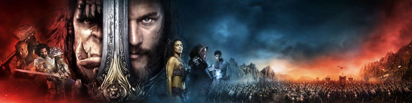 Photo free Warcraft, adventure, film