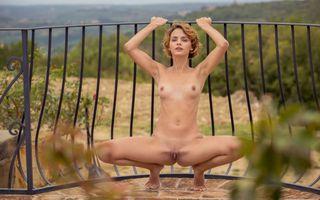 Бесплатные фото ariel,lilit a,ariela,rufina t,dirty blonde,outdoors,naked