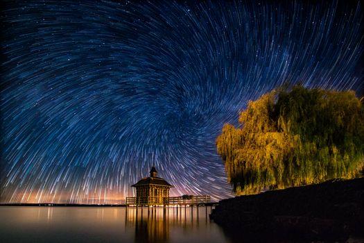 Звездный вихрь - Швейцария · бесплатное фото