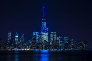 Фото бесплатно здания, фонари, фотография