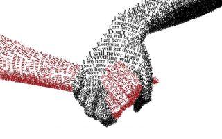 Фото бесплатно пара, дружба, руки