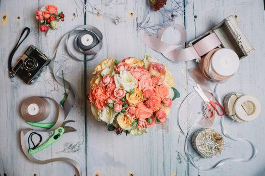 Бесплатные фото цветы,флористика,букет