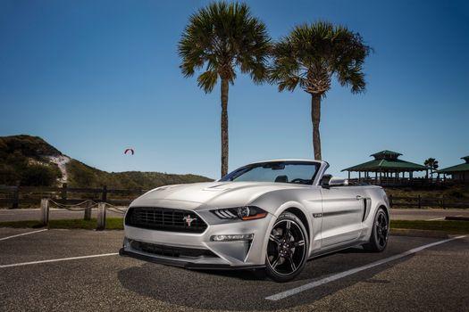Photo free Mustang, cars, convertible