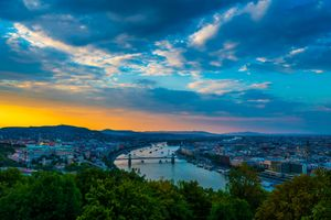 Фото бесплатно Будапешт, город, мосты