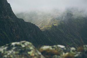 Фото бесплатно Uspeh, горы, холм