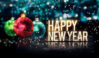 Фото бесплатно Happy New Year, новый год, поздравления