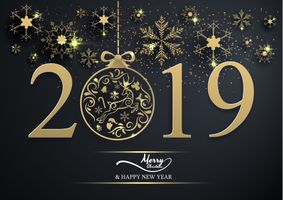 Photo free new year s date, 2019, Happy New Year
