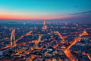 Заставки иллюминация, ночь, город