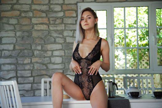 Фото бесплатно Ева Elfie, сексуальная девушка, красота