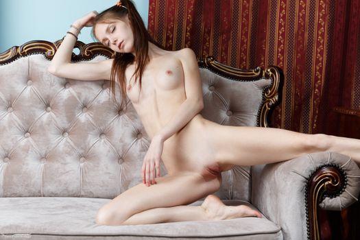 Фото бесплатно Taressa, ноги, киска
