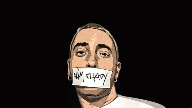 Photo free Eminem, Music, Rap