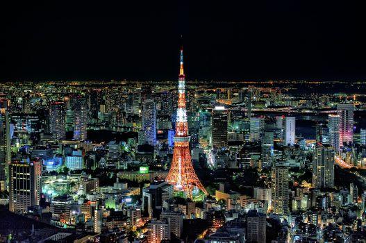 Японская телевизионная башня