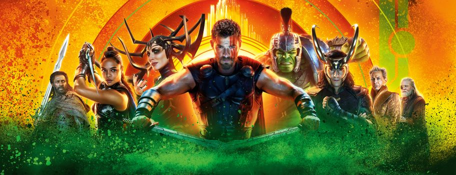 Фото бесплатно фильм, Thor: Ragnarok 2017, фантастика