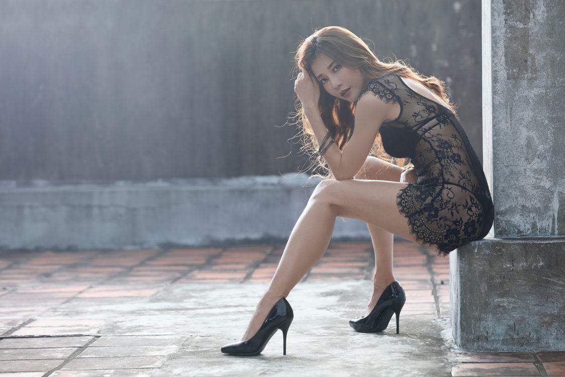 сексуальная девушка · бесплатное фото