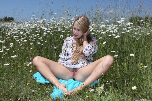 Фото бесплатно обнаженная девушка, модель, Hloya