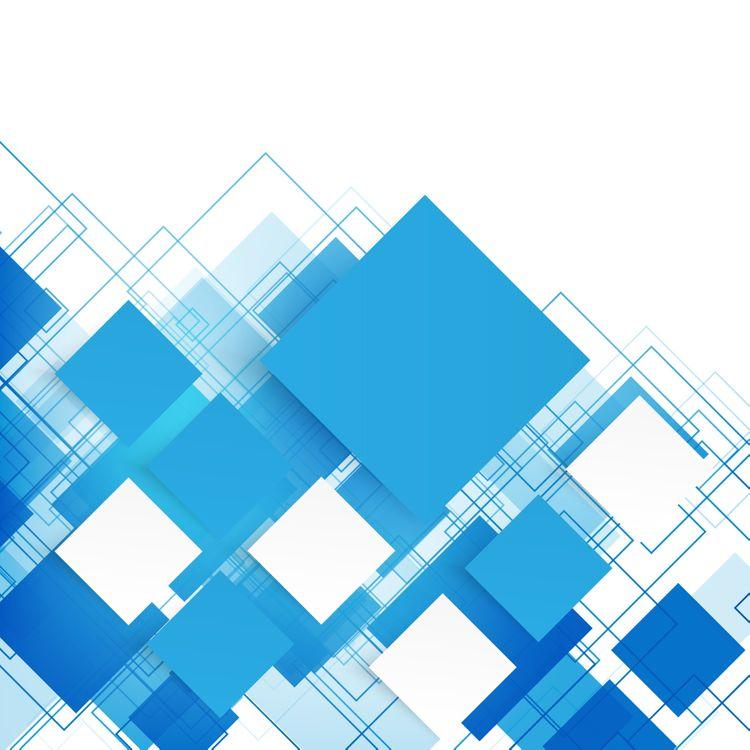 Фото бесплатно абстракция, геометрия, голубой - на рабочий стол