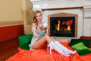 Бесплатные фото Diana Bronce,сексуальная девушка,beauty,сексуальная,молодая,богиня,киска
