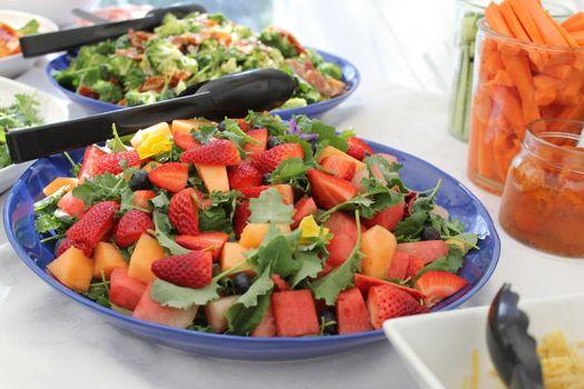 Фото бесплатно клубника, фрукты, морковь