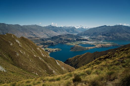Фото бесплатно горы, природа, ясное небо