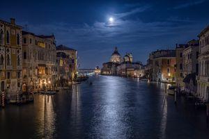 Фото бесплатно Луна, Венеция, Италия