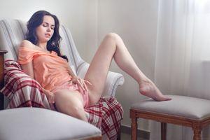 Фото бесплатно киска, молодая, насита