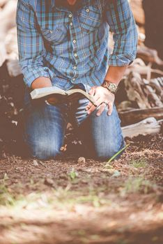 Заставки человек, трава, чтение