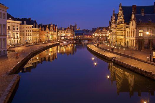 Фото бесплатно Гент, Восточная Фландрия, Бельгия