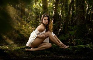 Фото бесплатно Iza, Woman, девушка