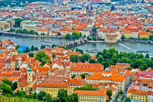 Фото бесплатно мосты, Prague castle, городок