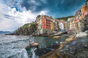 Бесплатные фото Riomaggiore,Cinque Terre,Italy,Риомаджоре,Чинкве Терре,Италия