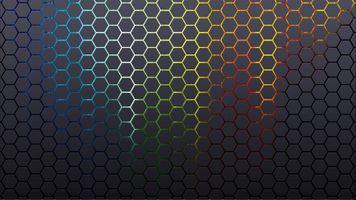 Заставки аннотация, фоны, шестиугольники